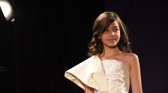 Briana Magdas Andrea Stars Kids Model
