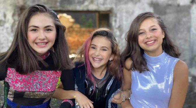unique en Roumanie le bad girls kids