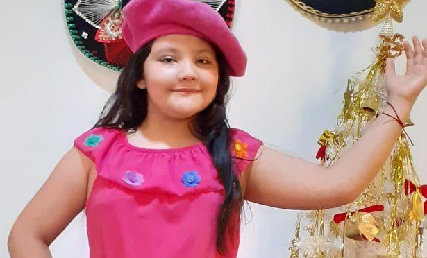 Darita Villar auteur compositeur à 11 ans