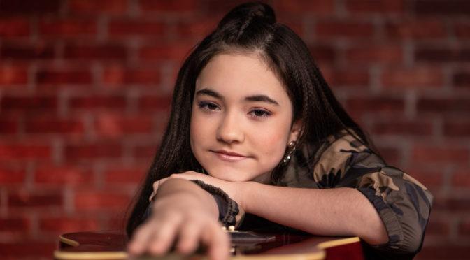 Tiana la mini kid qui a fait sa place parmi les meilleurs kids du monde