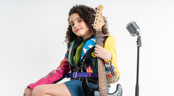 Mariuca Stan Muraru à 10 ans déjà un palmarès exceptionnelle