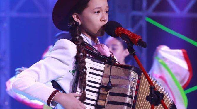 Maria Liz Patiño Castro sucée the voz kids colombia